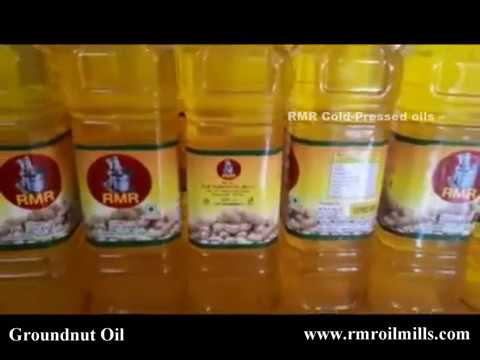 RMR Cold-Pressed Oils Extraction