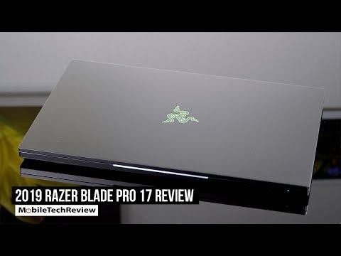 Razer Blade Pro 17 (2019) Review