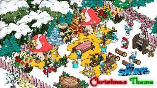 I PUFFI - SMURFS CHRISTMAS THEME ✰