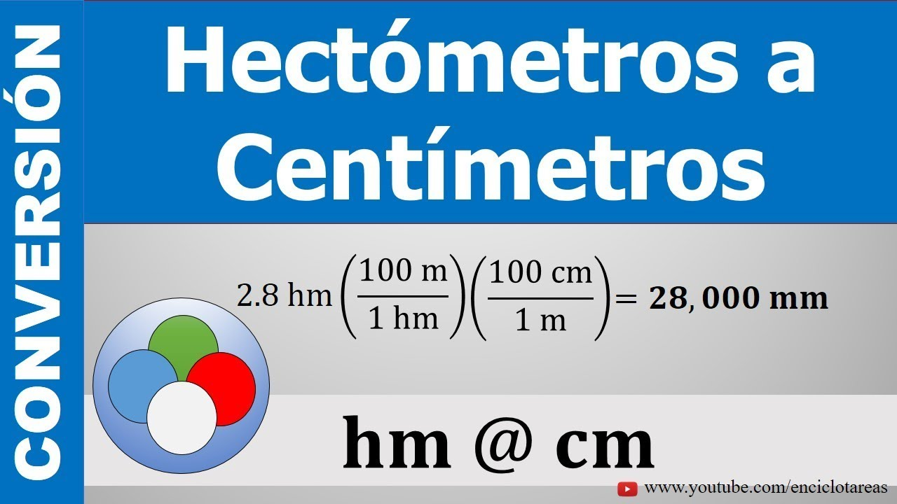 Centimeters to hectometers (cm to hm) conversion table shows the most common values for the quick reference. Alternatively, you may use the converter to convert any other values. 1 Centimeter = Hectometers. 1 Hectometer = 10 Centimeters. Centimeter is a metric unit and equals to one hundredth of a meter which is base metric length unit. Commonly spelled as centimetre in Europe.