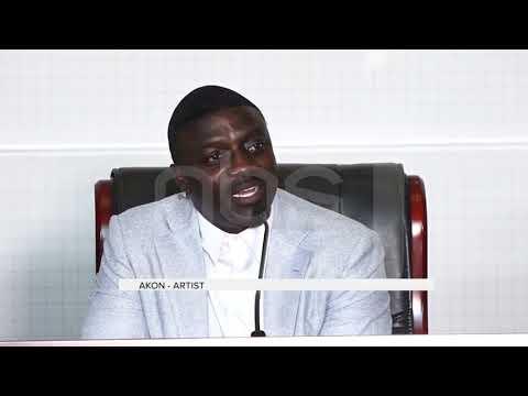 Pop Star Akon to build Akon city in Uganda