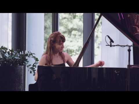 SIEBEN TASTENTIGER -  Teil I | Aurelia Shimkus | F. Chopin: aus den 3 Walzern, op. 34 / 1. Satz