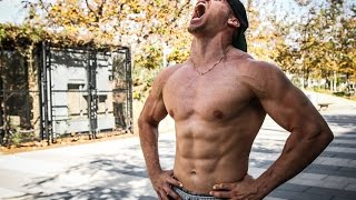 10 Minute HOME Fat Burning Workout (REAL Results)