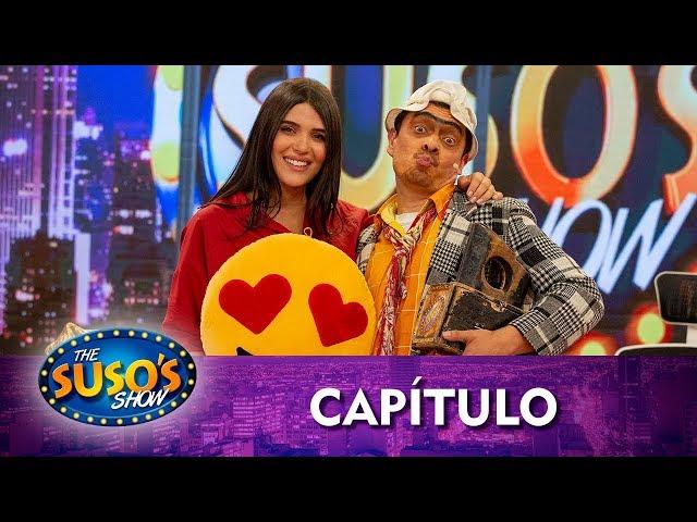 Mara Cifuentes y Patricia Ércole le pusieron retos muy difíciles a Suso - The Suso's Show