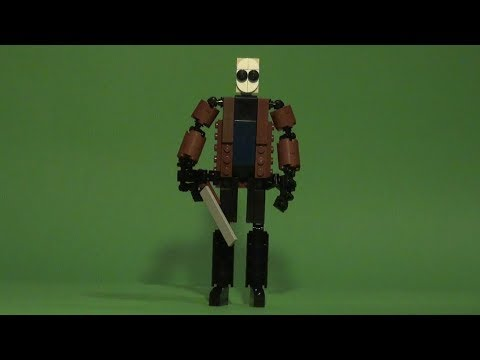 Jason For Lego Action Figure