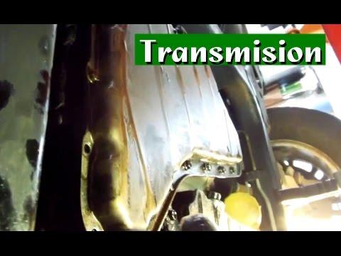 Cambio de aceite de transmision automatica  GM (version completa)