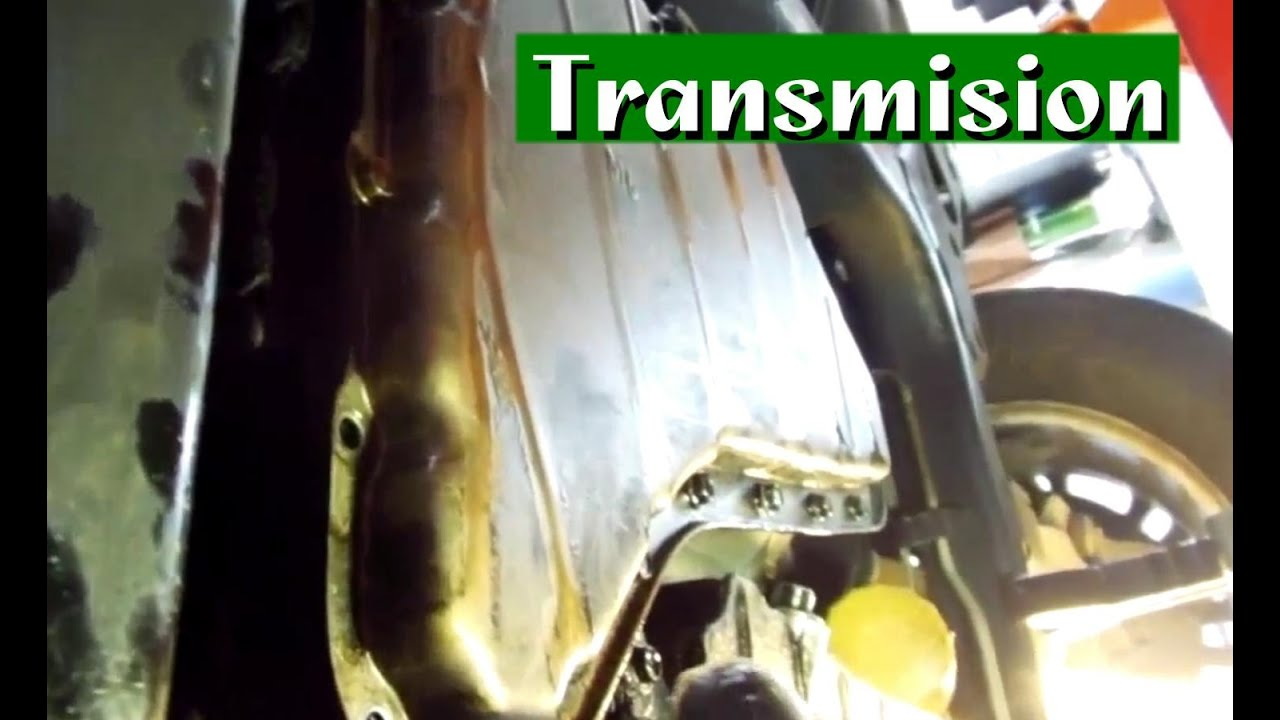 Cambio De Aceite De Transmision Automatica Gm Version