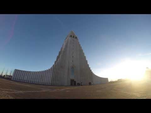 ICELAND IS BEAUTIFUL: Church of Hallgrímur in Reykjavík
