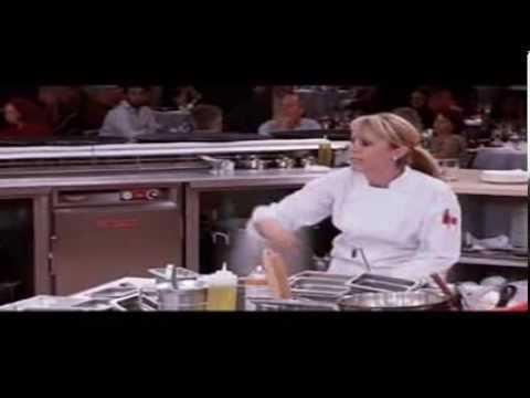 Hell Kitchen Chef Andi