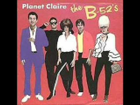 The B-52's Planet Claire mp3