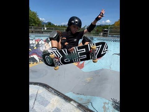 Skateboarding Trip British Columbia - July 2020