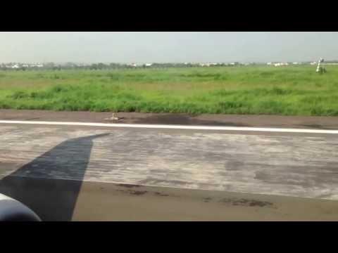 Landing at BBI (Bhubaneshwar)