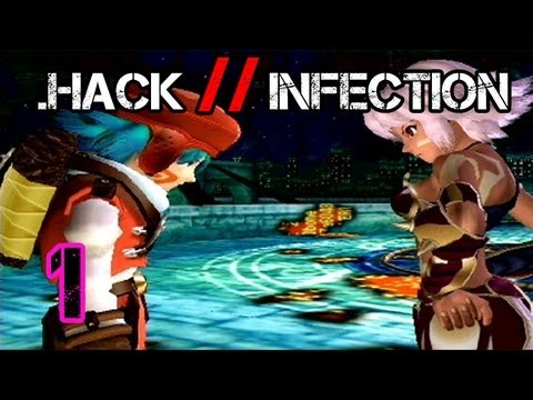 Let's Play .hack Infection: Part 1:: The World