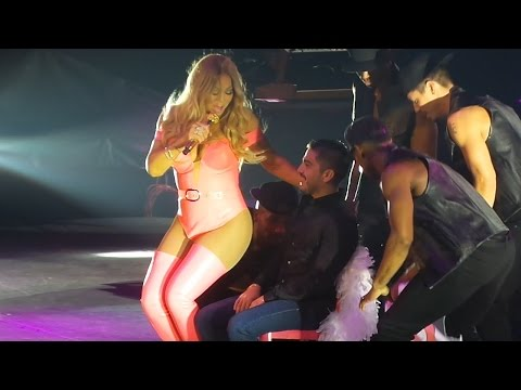 "Mariah Carey ""TOUCH MY BODY"" Monterrey Mexico (November 9th, 2016) thumbnail"