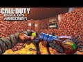 """MINECRAFT NETHER ZOMBIES (Challenge Mode) - BLACK OPS 3 """"CUSTOM ZOMBIES"""" MAP! (COD: Zombie Mods)"""