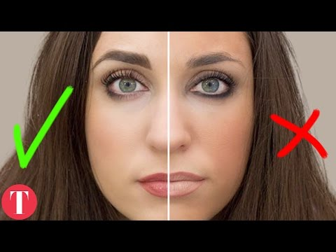 10 Makeup MISTAKES That Can Age You