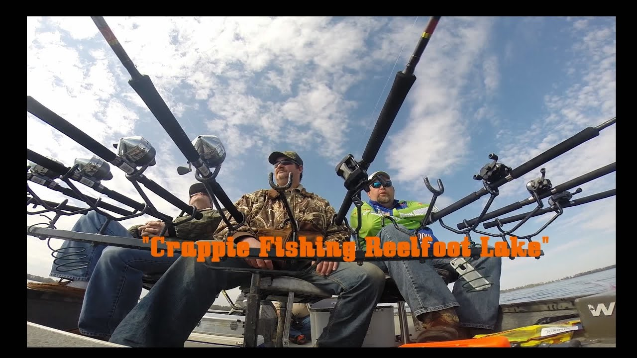 Crappie fishing reelfoot lake part 1 youtube for Reelfoot fishing report