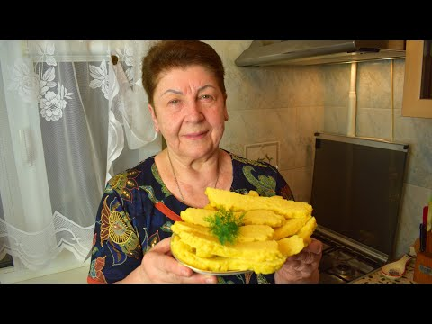 Мамалыга - пошаговая инструкция Мамины рецепты