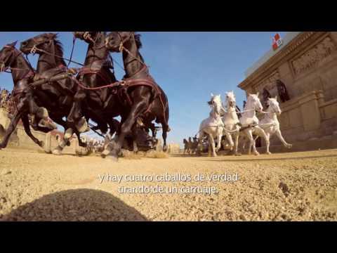 Ben-Hur   Featurette: Chariot Race   Paramount Pictures Spain