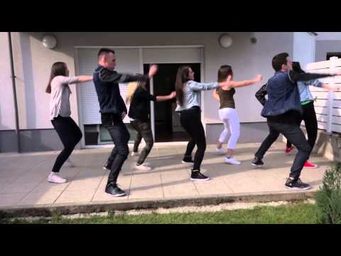 Mark Ronson - Uptown Funk ft. Bruno Mars (dance video)