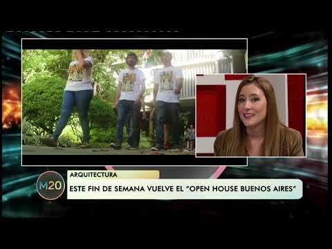 """Llega el """"Open House Buenos Aires"""" - Arquitectura en M20"""