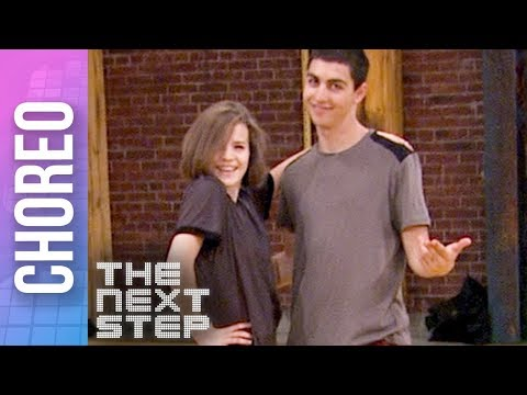 """Learn to Dance Jiley's """"Tied To You"""" Duet - The Next Step Choreography"""