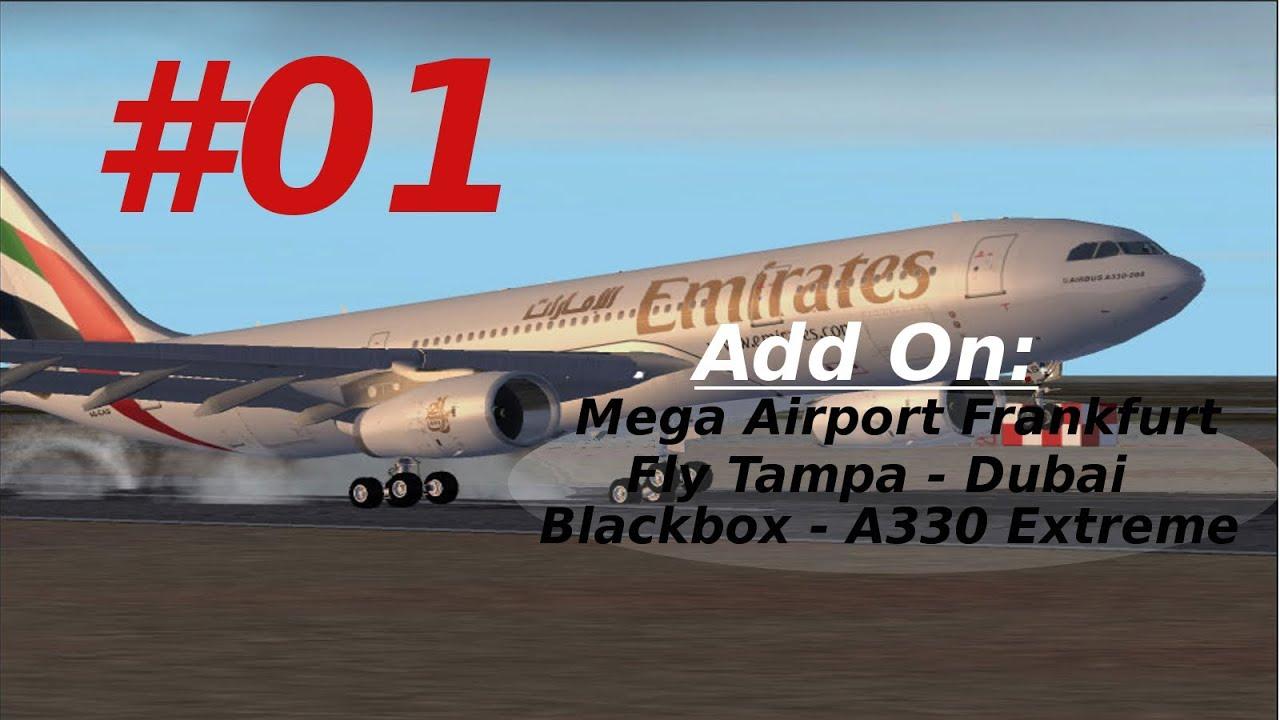 Flug Frankfurt Dubai Heute