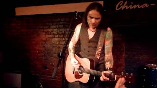 Mike Tramp - Farewell to You (China-Town-Cafe, Moscow, Russia 27.02.2015)