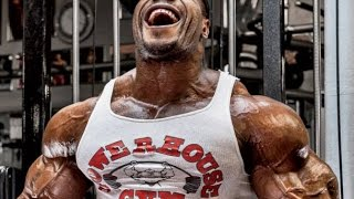 Bodybuilding motivation - I DON