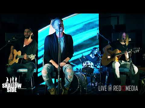 Shallow Side - MY ADDICTION - LIVE (Acoustic) - TOP 10 - NEW ROCK MUSIC BAND - LISTEN NOW!