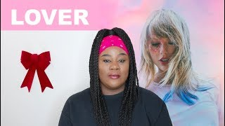 Taylor Swift - Lover Album |REACTION|