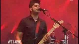 Billy Talent - Red Flag - LIVE | Rock im Park 2007