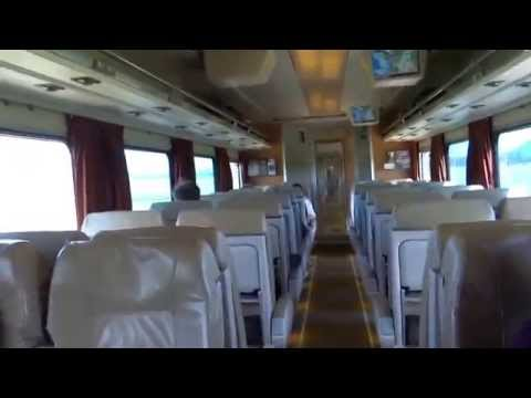 Seattle, Washington to Vancouver, British Columbia - Amtrak Cascades Interior HD (2014)