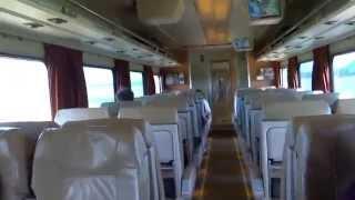 Seattle, Washington to Vancouver, British Columbia - Amtrak Cascades Interior HD (2014)