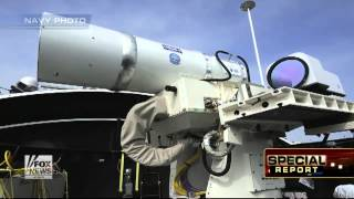 Iran : U.S. Military to deploy Direct Energy Laser Weapons to the Persian Gulf (Apr 08, 2013)