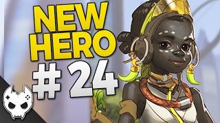 Overwatch NEW HERO #24 - NEW LORE - NUMBANI MAP CHANGES
