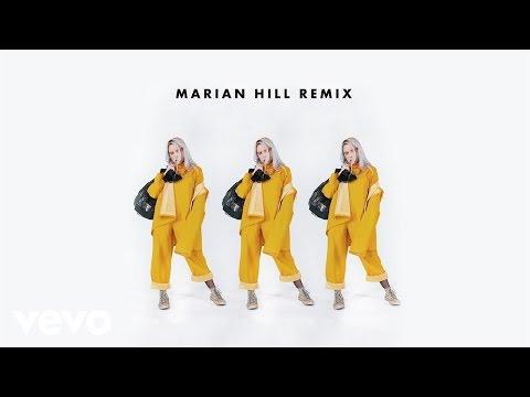 Billie Eilish - Bellyache (Marian Hill Remix/Audio)