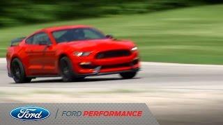 فيديو: فورد تقدم مؤشر ذكي لتبديل ناقل الحركة للموستانج شلبي GT350