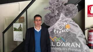 Miguel Induráin te anima a participar en la Pedalada Popular