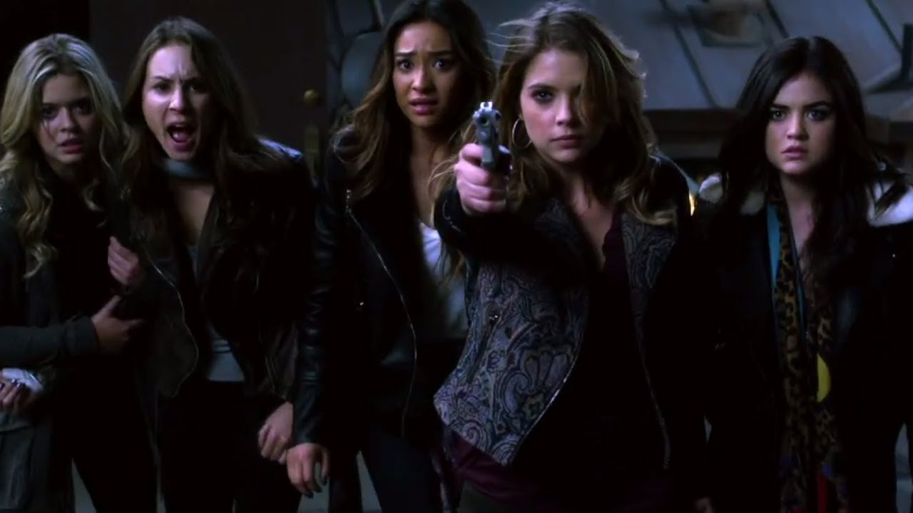 Pretty Little Liars Season 4 Finale Promo & Spoilers (4x24 ...
