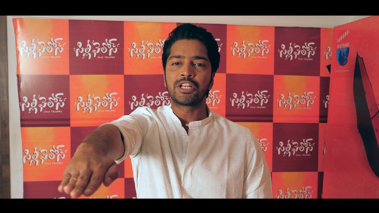 Allari Naresh's  Promise to Audience