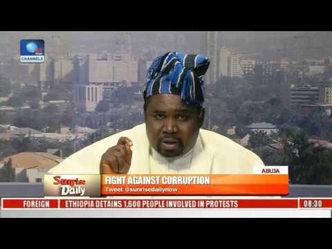 NJC Is An Administrative Body, Not A Judicial Body - Legal Practitioner Pt 2