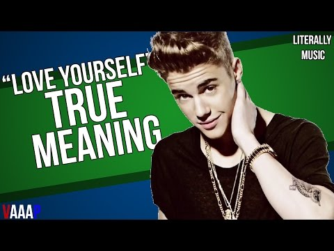 Love yourself True Meaning! | Literally Music