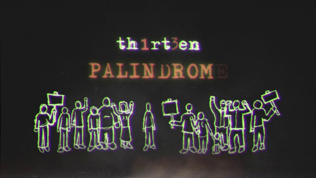 Th1rt3en - Palindrome