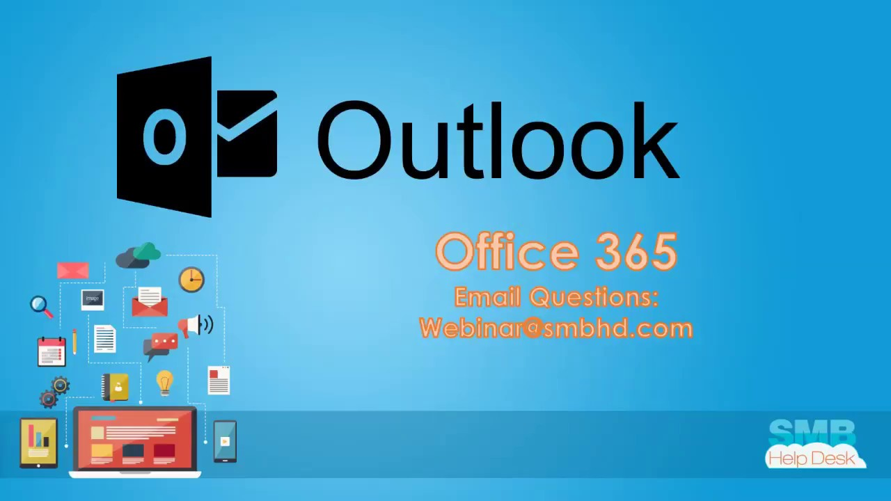 Office 365 Microsoft Outlook Functions Features And Processes Youtube Microsoft 365 email login portal