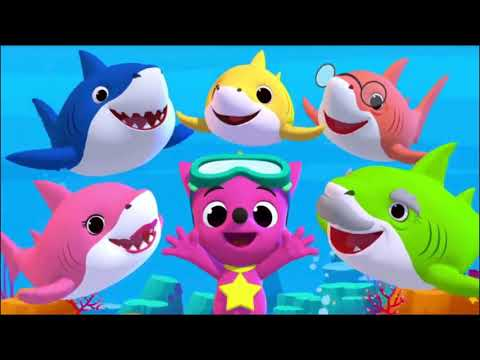 Kids Learning   Ba Shark Song Learn Sea Animals Super Simple Songs