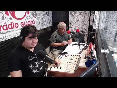 Sólon Vieira - PROGRAMA REALCE NA RÁDIO GUARÁ - 21.07.2021