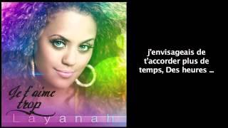 LAYANAH - je t'aime trop - Karaoke