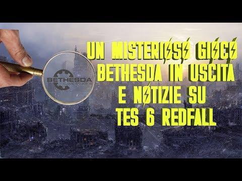 Fallout 5? TES 6 REDFALL? MISTERIOSO gioco BETHESDA in uscita thumbnail