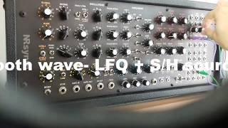 RETRO ONE NRsynth part 2 : Goes to Berlin School vintage sequence
